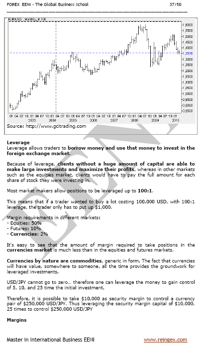 Definisi pasar pertukaran mata uang