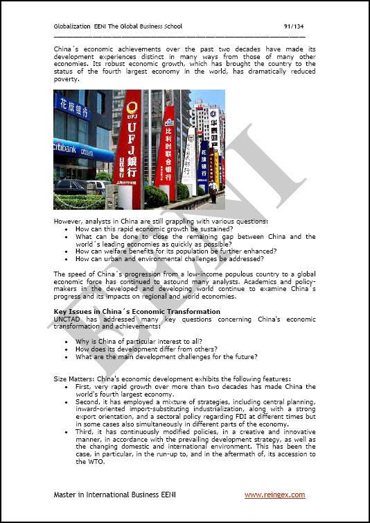 Globalisasi. Bisnis Internasional Daerahisme